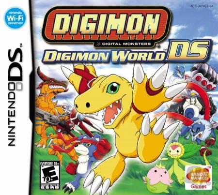 Digimon Ds Capa