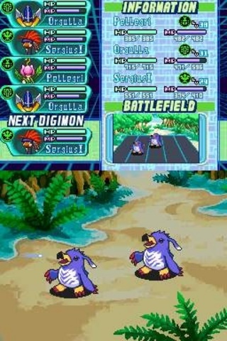 battle digimon